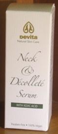 Devita Neck & Decollete Serum w/ Kojic Acid 1oz by DeVita Professional Skin Care