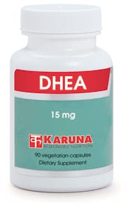 DHEA 15mg 90c by Karuna