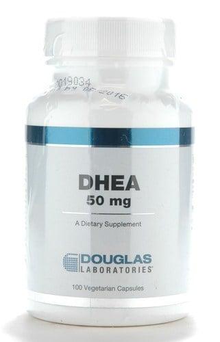 DHEA 50mg 100c by Douglas Laboratories