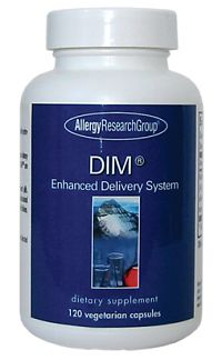 DIM Enhanced Delivery System 120c by Allergy Research Group