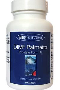 DIM Palmetto Prostate Formula 60sg by Allergy Research Group