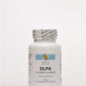 DLPA 750mg 60c by American Biologics