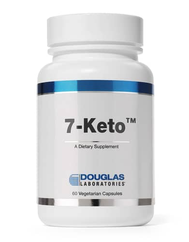 7-Keto 100mg 60c by Douglas Labs
