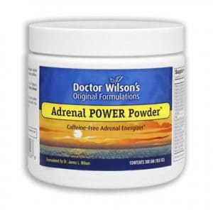Dr. Wilsons Original Formulas Adrenal Power Powder 390g