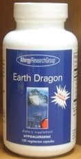 Earth Dragon 150c by Allergy Research Group
