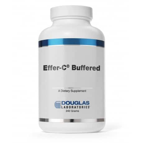 Effer-C (Buffered) 240g by Douglas Laboratories