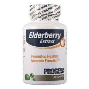 Elderberry Extract 90c by Progena