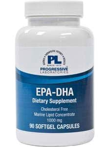 EPA-DHA 300 90sg by Progressive Labs
