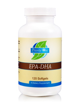 EPA-DHA Plus 120sg by Priority One