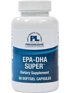 EPA-DHA Super 60sg by Progressive Labs
