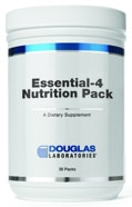 Essential 4 Nutrition Pack Rev by Douglas Labs