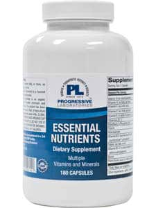 Essential Nutrients 180c by Progressive Labs