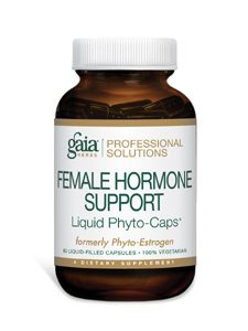Female Hormone Support formerly Phyto-Estrogen 60c by Gaia Herbs