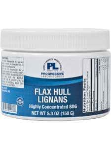 Flax Hull Lignans 150g by Progressive Labs