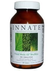 Food Multi III (BioMax)180t by Innate Response
