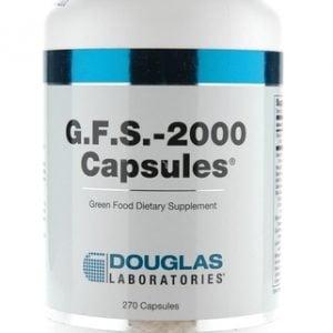 G.F.S.-2000 270c by Douglas Laboratories