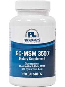GC-MSM 3550 120c by Progressive Labs