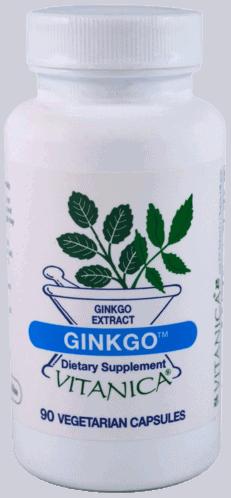 Ginkgo 90c by Vitanica