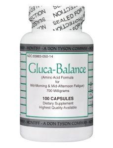 Gluca-Balance 710 mg 100 caps by Montiff