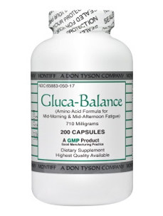 Gluca-Balance 710 mg 200 caps by Montiff