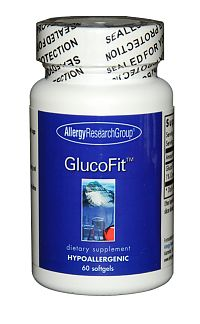 GlucoFit 60sg (Previously GlucoTrim) by Allergy Research Group