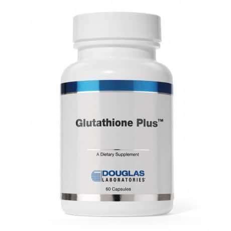 Glutathione Plus 60c by Douglas Laboratories