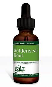 Goldenseal Root 1oz by Gaia Herbs