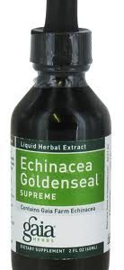 Goldenseal Root 2oz by Gaia Herbs