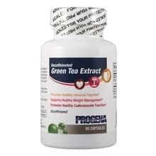 Green Tea Extract/Decaf 500mg 90c by Progena