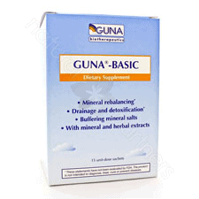 Guna-Basic 15 packets/7g each by GUNA Biotherapeutics