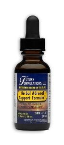 Herbal Adrenal Support 1oz by Dr. Wilsons Original Formulas