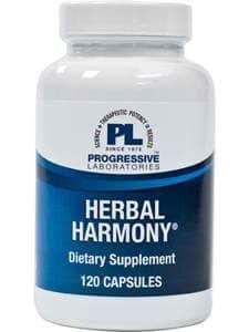 Herbal Harmony 120 caps by Progressive Labs