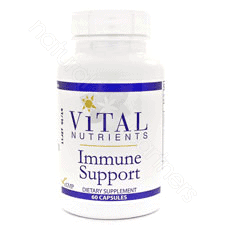 Immune Support 60c by Vital Nutrients