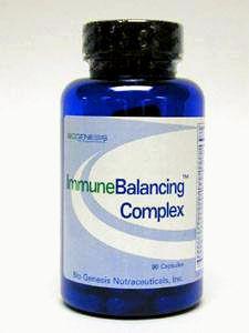 Immune Balancing Complex 90 caps by BioGenesis