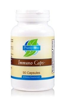 Immuno Caps 90c by Priority One