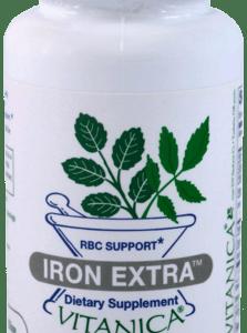 Iron Extra 60c by Vitanica