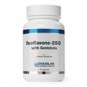 Isoflavone-250 w/Genistein 60c by Douglas Laboratories
