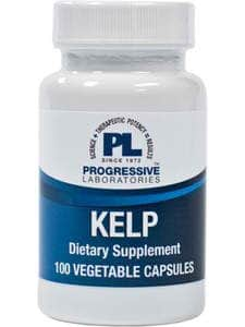 Kelp 100mg 100vcaps by Progressive Labs