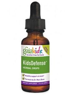 Kids Defense Herbal Drops 2oz by Gaia Herbs
