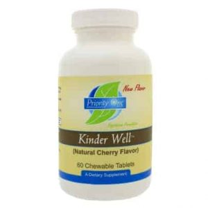 Kinder Well (chewable) 60t by Priority One
