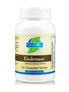 Kindermune (Chewable) 60t by Priority One