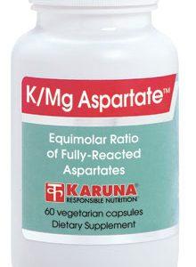 K/Mg Aspartate 60c by Karuna