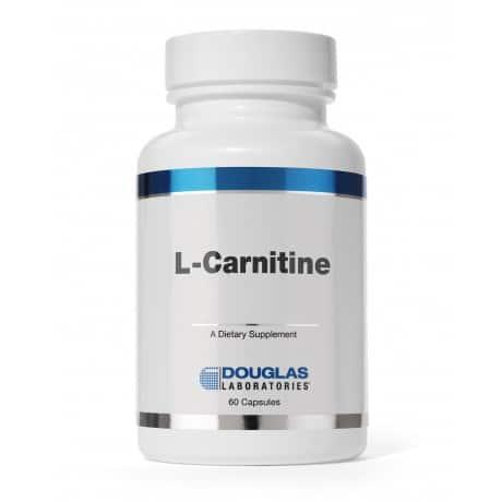L-Carnitine 250mg 60c by Douglas Laboratories