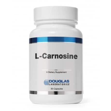 L-Carnosine 500mg 30c by Douglas Laboratories