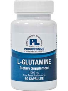 L-Glutamine 1000mg 60c by Progressive Labs