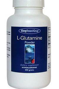 L-Glutamine Powder 200g (7.1oz) by Allergy Research Group
