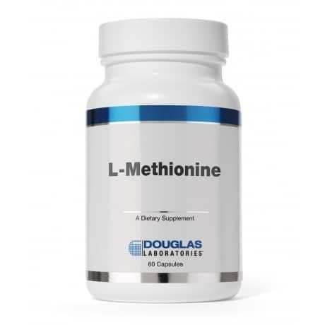 L-Methionine 500mg 60c by Douglas Laboratories
