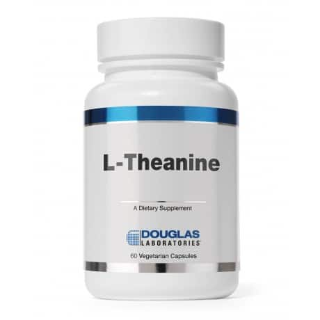 L-Theanine 100mg 60c by Douglas Laboratories