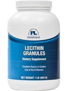 Lecithin Granules 16oz by Progressive Labs