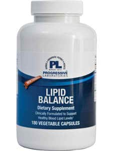 Lipid Balance 180 caps by Progressive Labs